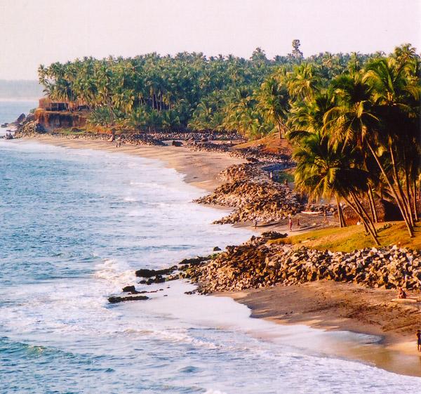 Kerala_varkala_north-beach