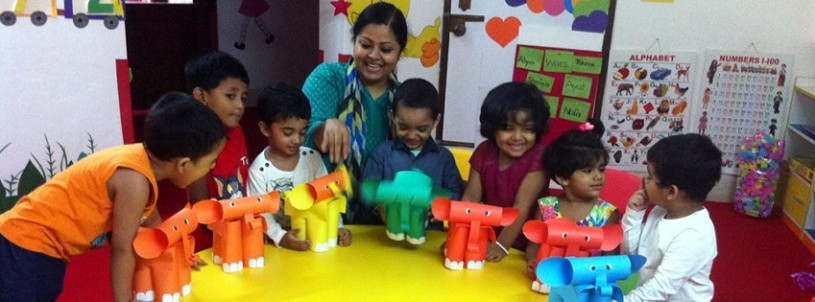 child care in office